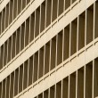 Office Building Window Row Diminishing Perspective — Stock Photo