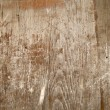 Royalty-Free Stock Photo: Wooden Board Weathered Wood Grain Paint Background