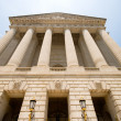 Stock Photo: Neo Classical Government Building Washington DC