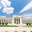 Federal Reserve Bank Building Washington DC USA — Stock Photo #7895941
