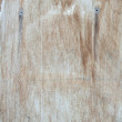 XXL Full Frame Water Stained and Weathered Wood Board — Stock Photo