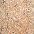 Full Frame Polished Beige Granite Rock Surface - Stock Photo