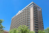 1960's High Rise Apartment Building, Rosslyn, VA — Stockfoto