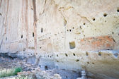Bandelier National Monument New Mexico Native American Cliff Dwe — Stock Photo
