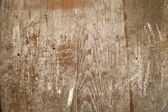 Wooden Board Weathered Wood Grain Paint Background — Stock Photo