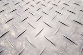 Crisscrossed Non Skid Surface, Wide Angle Lens — Stock Photo