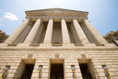 Neo Classical Government Building Washington DC — Stock Photo