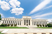 Federal Reserve Bank Building Washington DC USA — Stock Photo