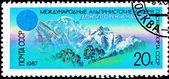 Donguzorun, nakra-tau góry kaukazu rosji — Zdjęcie stockowe