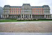 Palais Wilson Second Empire Style Building Geneva, Switzerland O — Stock Photo