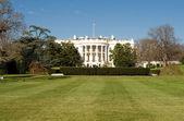 Beyaz Saray, south lawn, washington dc, Noel için dekore edilmiştir. — Stok fotoğraf