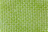 Stuoia di plastica telaio completo fatto a comparire a sono state tessute. — Foto Stock