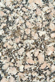 Full Frame Close-Up of Polished, Black and White Granite Surface — Stock Photo
