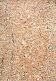 Full Frame Polished Beige Granite Rock Surface — Stock Photo