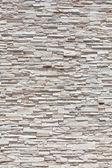 Full Frame Sandstone Stone Wall Made of Many Blocks — Stock Photo