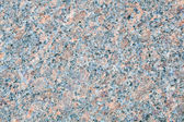 Full Frame Close-up Polished Pink and Black Granite Surface — Stock Photo