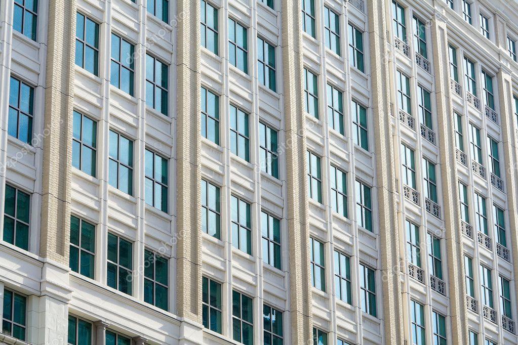 Fa ade d 39 immeuble moderne washington dc usa photo 7895185 for Facade immeuble moderne