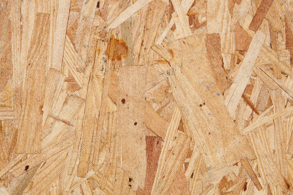 Close-up of press board also called partical board. — Stock Photo #7896561