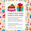 Royalty-Free Stock  : Birthday card