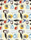 Cartoon Home Appliances icon — Stock Vector