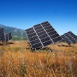 Solar panels — Stock Photo #7831173