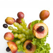 Fruit bouquet - Stock Photo