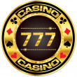 Casino — Stock Vector #7760105