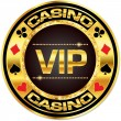 Stock Vector: Casino VIP