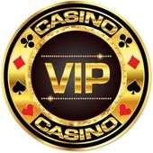 Casino VIP — Stock Vector