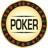 Casino poker — Stockvektor