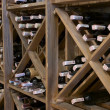 Wine rack — Stock Photo #7795513