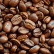 Coffe beans texture 2 — Stock Photo