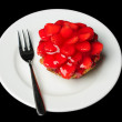 Royalty-Free Stock Photo: Strawberry cake