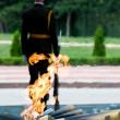 Eternal Flame in Chisinau, Moldova — Stock Photo