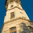 Watchtower in chisinau, moldova — Stock Photo