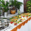 Banquet table — Stock Photo #7796368