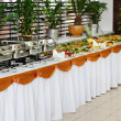 Banquet table — Stock Photo #7796383