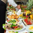 Banquet table — Stock Photo #7796407