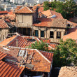 Roofs of old Ankara — Stock Photo