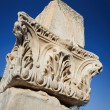 Corinthian capital - Stock Photo