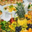 Banquet dessert table — Stock Photo #7796454