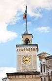 Watch tower in Chisinau — Stock Photo