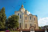 Największy Ukraiński Kościół — Zdjęcie stockowe