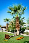 Pamukkale resort, turkiet — Stockfoto
