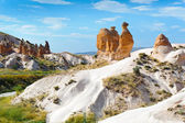 Camel rock, Cappadocia, Turkey — Stock Photo