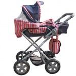 Baby stroller — Stock Photo #7809253