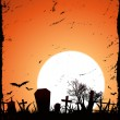 Halloween Background — Stock Vector #7848228