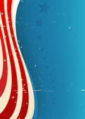 Fourth Of July background — Stockvektor