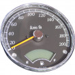 Speedometer — Stock Photo #7877604
