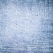 Blue jeans canvas background — Stock Photo